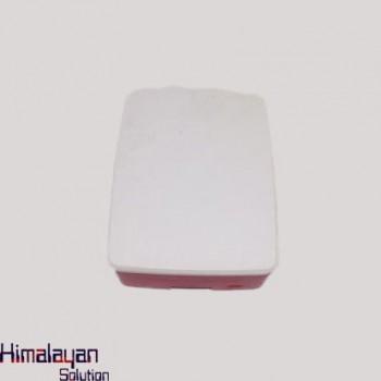 Raspberry pi 4 Case Pink & White