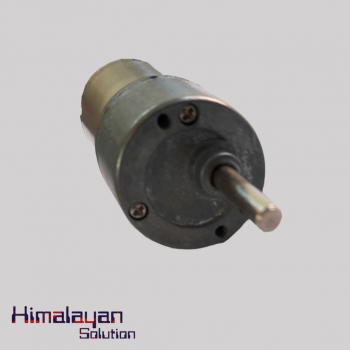 Geared Motor 26 rpm