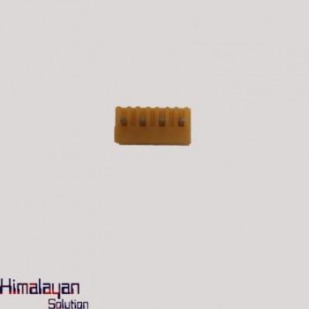 4pin Male Connector Orange