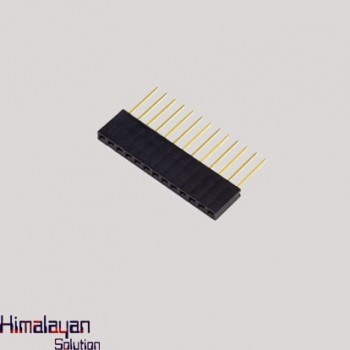 10pin Female Header Long